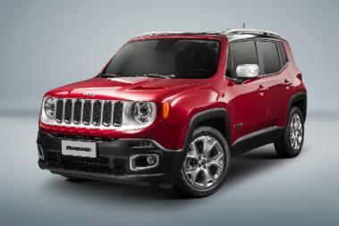 Jeep Renegade fica até R$ 1.700 mais caro, mas mantém descontos